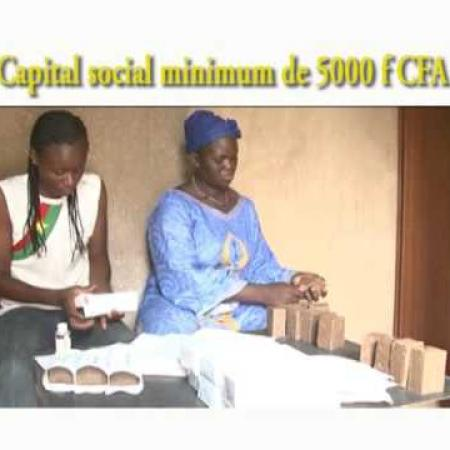 Réduction du capital minimum création SARL Burkina Faso